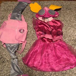 Skye costume